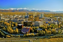 Our Big Home / Life in Anchorage is a full-on adventure! With more than 60 glaciers in a 50-mile radius, a salmon stream in the heart of downtown, six surrounding mountain ranges, 300 miles of wilderness trails and the third largest state park in our backyard, it's no wonder.
