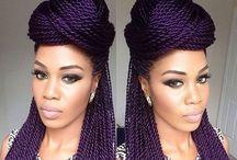 Hairstyles / by Kenyatta Gaines