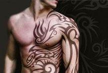 Tattoos / by Heather MacLean-Mascieri