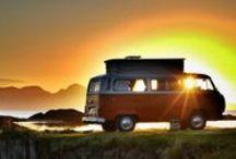 cars I like (mostly VW T2!) / Fotos de VW T1 y T2, campervan / by Miquel Sentís