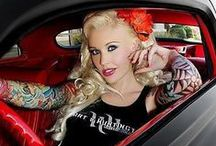 Modern Models / Pinup and Rockabilly models from today