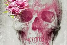 Skulls / Skulls- but NOT Day of the Dead (see other board)