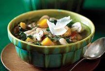 Soups, Stews & Casseroles