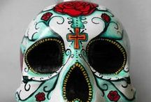 Dia de los Muertos / Dia de los Muertos or Day of the Dead