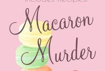 """Macaron Murder: Book 1 of The Patisserie Mysteries / Paris Locations and Inspirations from """"Macaron Murder"""", a culinary cozy mystery novella. http://amzn.to/1GEEtiZ"""
