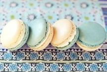 Macarons / Classic, unique, and crazy creative French macarons. Inspiration for the macarons in The Patisserie Mysteries.
