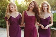 Bridesmaid Dresses They'll Love / Bridesmaid dresses the girls will actually want to wear! Pittsburgh bridal shops have an amazing selection of stylish and stunning bridesmaids dresses, junior bridesmaid dresses and bridal gowns. No more with the big bow on the side! :) Amazing bridesmaid dresses for all body types.