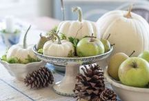 Fall Decorating / I loooove anything and everything to do with Fall!