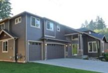 West Creek ~ Kenmore, WA / 16 homes built in 2013, located in the Kenmore/Bothell area.