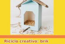 Crea con Maia / Tante idee per abbellire la tua casa con #fantasia, #creatività e... #riciclo!