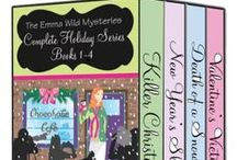 """The Emma Wild Mysteries / Locations and Inspirations from """"The Emma Wild Mysteries"""", a 4-Book holiday cozy mysteries series. http://amzn.to/1zSrnOM"""
