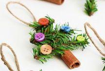 Vánoce, advent, Nový rok/Christmas time, New Year / inspirace na tvorbu s dětmi i pro děti /actvity with Children