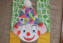 Výzdoba na oslavu a karneval /party time decoration / ozdoby, girlandy na oslavu, párty, večirek, karneval, masopust, ples...masky