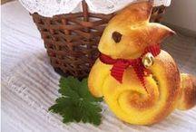 Le Ricette per Pasqua / Le #ricette tradizionali e regionali italiane da preparare a #Pasqua e tanti piatti originali, creativi e divertenti!