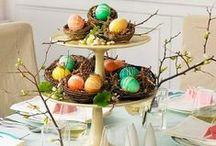 Pasqua & Decorazioni fai da te / Tutte le più belle decorazioni per la tavola e per la casa da realizzare per #Pasqua!