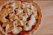 Pies & Tarts / A collection of fabulous pie and tart recipes!