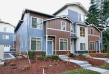 6th St Townhomes / town homes built in Mill Creek