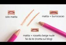 Video Tutorial spignatti - ricette cosmetici fai da te