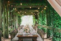 Alfresco Italian Inspired Wedding / Alfresco Italian Inspired Wedding at UBC Botanical Garden by Myrtle et Olive Floral & Events