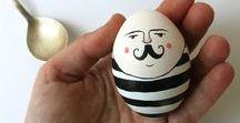 Easter Eggs / Großartige Dekorationsideen für Ostereier / DIY Easter Eggs