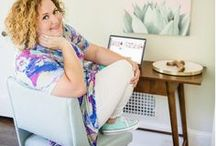 Nicole Saunders | Saunders Says / the lifestyle of a solopreneur work at home dog mom #saunderssays! I am a graphic designer and social media manager specializing in Pinterest account management.