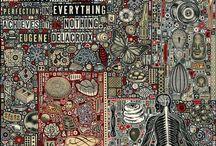 collages e mosaici