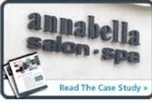 annabella a top 100 salon! (see some of our awards)