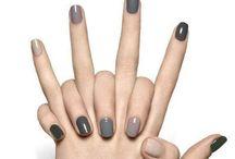 Nails and make up and things