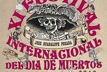 Dia de muertos / fête des morts