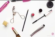 <3 Make up products / The choice of my favorite make up products
