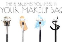 <3 Brushes & Organizers / What are the best tool to aply make up?
