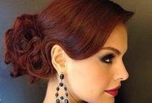 Baile da Vogue 2014 / As musas se arrumaram no MG Hair Design