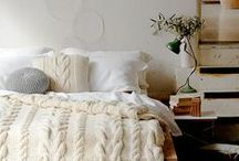 Blissful bedrooms / Inspiration and products for the bedroom