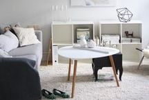 Lovely Livingrooms / Products from our stores and inspiration for the livingroom