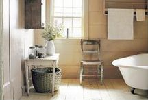 Beautiful bathrooms / Products for the bathroom and bathrooms we love
