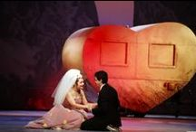 Just love ♥ / Greatest love scenes in opera. / by Staatsoper Berlin