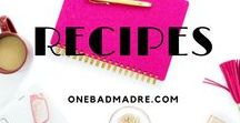 Recipes To Try / Recipes, food, desserts, meals, healthy, vegetarian, Mexican, comfort food, crockpot, quick and easy meals, meals on a budget