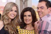 Programa Encontro com Fátima Bernardes 11/06/2014 / Raquel Blascovi era morena e topou ficar LOIRA mostramos o antes e depois no ENCONTRO COM FÁTIMA BERNARDES, um sucesso!!!