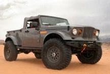 Cool Jeeps From the Past / Jeeps from the past!