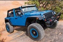 Awesome Jeep Concepts / Crazy cool Jeep concepts!