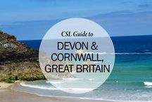 { Europe Travel Stories from City Style and Living Magazine } / European Destination Guide and beautiful photos from: Austria, Czech Republic, Great Britain (Cornwall, Devon, London), Lithuania