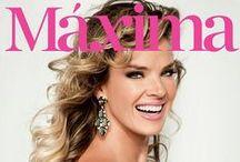 Revista Máxima / Capas da Revista Máxima by Me