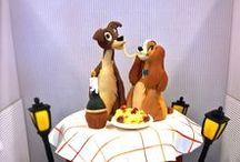 Disney and Pixar Themed Cakes / by The Vanilla Valley