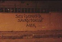 Gezi Parkı / no justice no peace