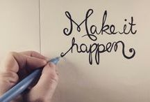 Typhography. Its beautyfull