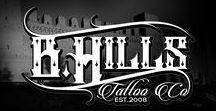 Bhills Tattoo Company® / B-Hills nasce nel 2008 come Beverly Hills un piccolo negozio di abbigliamento alternativo Tattoo Style, nel 2010 tramutato in B-hills Tattoo Company, evolvendosi in uno studio di tatuaggi. Nel corso degli anni B-Hills diventa un negozio di tatuaggi dallo stile unico. Il nostro lavoro lo faremo sempre con la passione d'ora, senza cambiare mai, crescendo, evolvendo tatuando sempre i vostri ricordi. In fondo.... la vostra storia diventa anche la nostra.