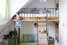 Lastenhuone ja leikit