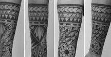 """Maori Tattoo / Maori Tattoo Realizzati da Lara Toniolo Tattoo Artist """"Lady Oktopus"""", Resident in B-HILLS TATTOO®"""