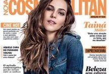 Cosmopolitan /  A NOVA  virou Cosmopolitan!!!!