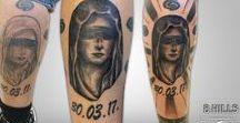 """Restayling Tattoo / Restayling Tattoo Realizzati da Lara Toniolo Tattoo Artist """"Lady Oktopus"""", Resident in B-HILLS TATTOO®"""